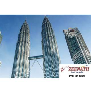KL TWIN TOWER RM 80/ RM 50 (For group 20 Pax)