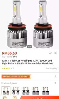 LED Light Bulb for H8/H9/11
