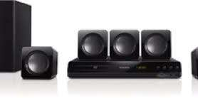 Philips Home Theatre System HTD 3510