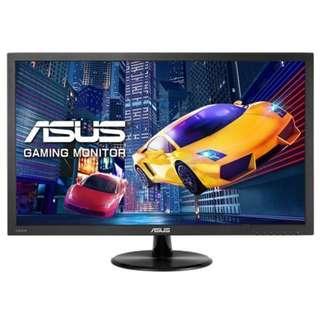 【拆封新品】【27吋】華碩 ASUS VP278H 16:9寬螢幕 1ms 電競螢幕 1080P 低藍光 不閃屏 保內