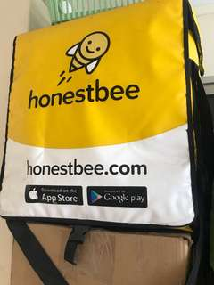 Delivery bag (honestbee/uber)
