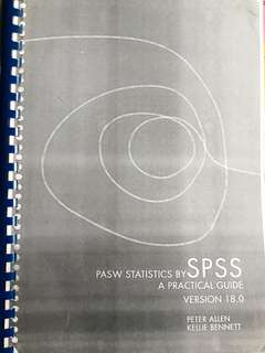 🚚 PASW Statistics by SPSS 18.0