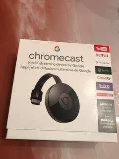 Chromecast 美加版 from US/Canada