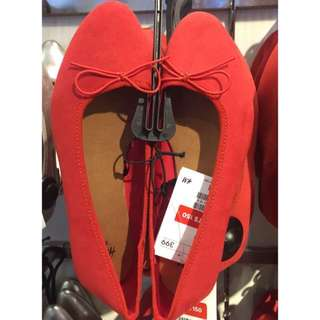 Flat Shoes Hnm Original