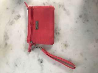 Bluebird pink purse