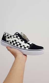 Sepatu Vans Old Skool Checkerboard