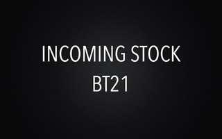 [INCOMING STOCK] BT21 stuff