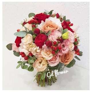 👰婚禮花球💃💕🕺
