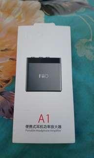 Fiio A1 portable earphone amplifier