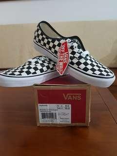 Sepatu Vans Authentic Checkerboard