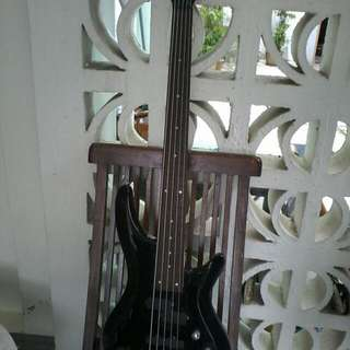 Oscar Shimdict By Washburn 5 Strings Bass