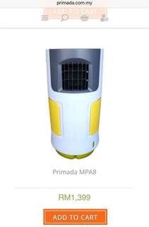 Primada portable air cooler