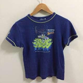 Buzz Lightyear Shirt Size 150 bin 2