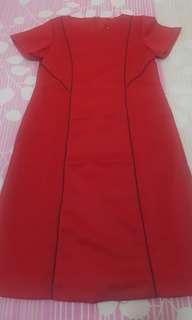 Ellen Slim Fit Dress