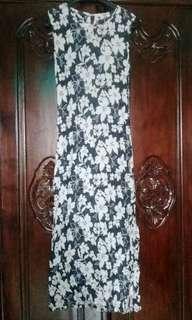 Balinnese Flowers Dress