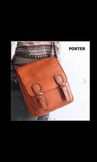 Porter日本製Porter Baron shoulder bag