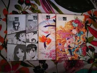 BLACKink Manga Bundle