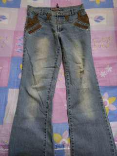 Celana Jeans E'Fast