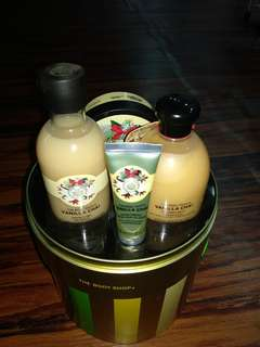 The Body Shop Original Vanilla Chai