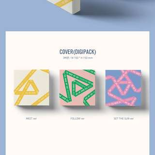 [GROUP ORDER] SEVENTEEN YOU MAKE MY DAY SIGNED ALBUM (Random Member)