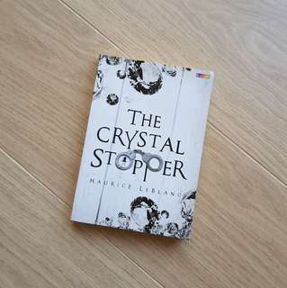 The Crystal Slopper - Maurice Le Blanc