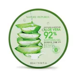 Nature replublic 92% Aloe Gel