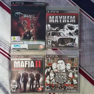 PS3 Games Clearance