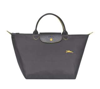 Authentic Longchamp New Collection Small Short Handle