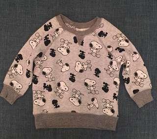 H&M sweatshirt for boys