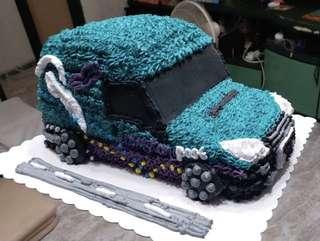 郵政 hongkongpost 車 蛋糕