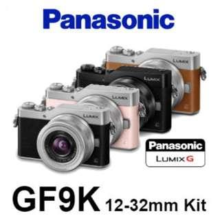 Lumix GF9K 12-32mm
