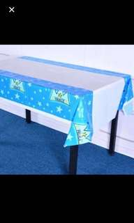 Prince / princess table cover