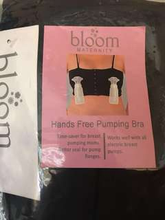 Bloom Hands Free Pumping Bra XL
