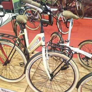 London taxi bicycle 26L bisa dicicil proses cepat