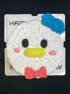 唐老鴨蛋糕一磅