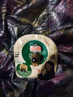 The Artlist Shiba Charm - Small Brown Pup Charm