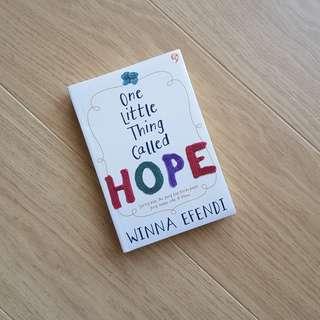 HOPE By Winna Efendi