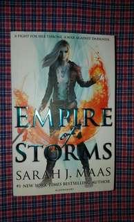 Empire of Storms - Sarah J.Maas