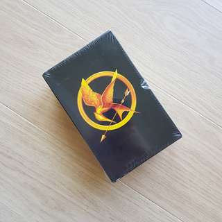 NOVEL INGGRIS - The Hunger Games Series