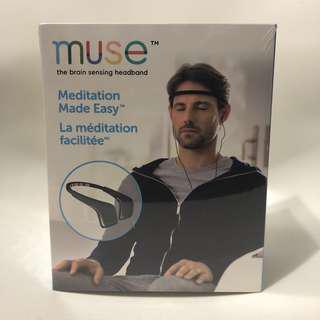 Muse: The Brain Sensing Headband