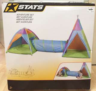 3 in 1 Adventure Tent Set #subangjayaswap