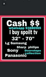 Sharp LG Samsung Philip Tv .