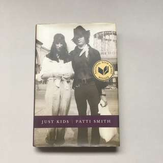 PATTI SMITH Just Kids Autobiography