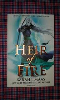 Heir of Fire - Sarah Maas