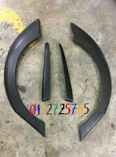 Arch for Bumper taype R