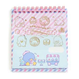 Japan Sanrio Tuxedosam Cutting Letter Memo & Mini Envelope Set