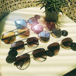 🚚 Quay Australia 現貨太陽眼鏡墨鏡 sunglasses