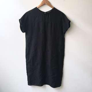 COS Black Dress LBD
