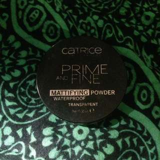 powder catrice