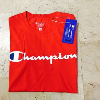 Men champion shirt High quality
